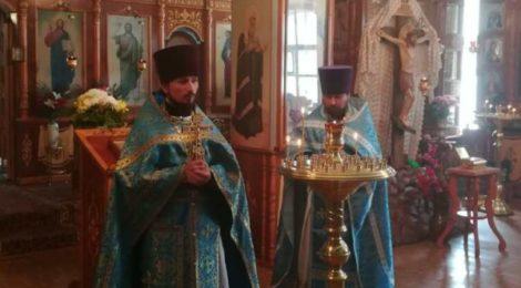 Праздник Владимирской иконы Божией Матери в Рошале