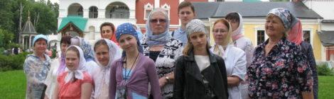 Паломническая поездка в Саввино-Сторожевский монастырь г. Звенигорода