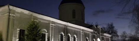 Димитрие-Солунский храм, с. Дмитровский Погост