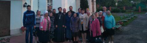 Приходское собрание в Скорбященском храме, г. Рошаль