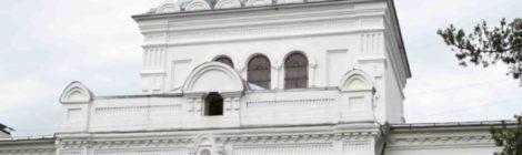 Спасо-Преображенский храм, с. Андреевские Выселки