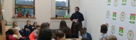 Заседание молодёжного совета в г. Рошаль
