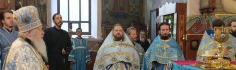 Рождество Пресвятой Богородицы в г. Орехово-Зуево