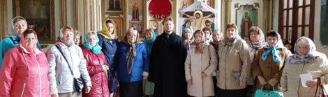 Экскурсия в Преображенский храм с. Андреевские Выселки