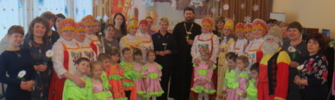 День открытых дверей в детском саду деревни Левошево