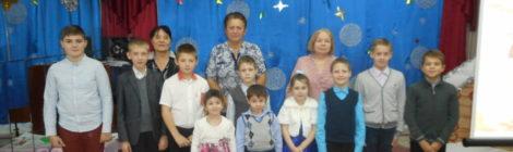 Совместный концерт воскресной школы и детского сада №27 пос. Радовицкий