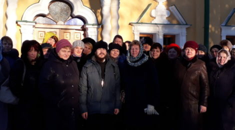Паломническая поездка педагогов в Троице-Сергиеву Лавру