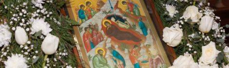 Рождество Христово в Туголесе