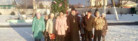 Встреча с сотрудниками Коробовского ПНИ