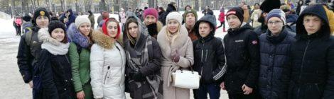 День православной молодёжи в г. Орехово-Зуево