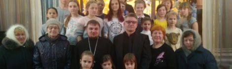 Мероприятие памяти новомучеников в ДК с. Туголесский Бор