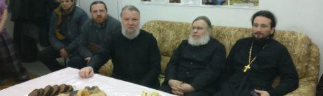 Премьера фильма о храме Димитрия Солунского с. Дмитровский Погост