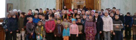 День православной молодёжи в с. Шарапово