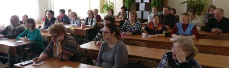 Встреча благочинного Шатурского округа с педагогами