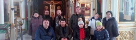 Реабилитационный центр «Чайка» в Троицком храме с. Шарапово