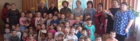 Пасхальный концерт в детском саду № 5 г. Рошаль