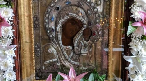 День Казанской иконы Божией Матери в Шатурском благочинии