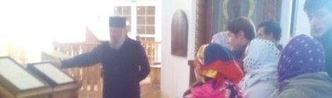 Экскурсия в Димитрие-Солунский храм с. Дмитровский Погост
