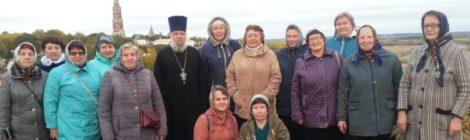 Паломничество в Иоанно-Богословский монастырь Рязанской епархии