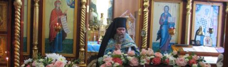 Праздник Покрова Божией Матери в Шатурском благочинии