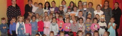 День матери в детском саду мкр. Керва г. Шатура