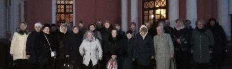 Паломничество прихожан храма с. Андреевские Выселки в Николо – Ямскую церковь г. Рязани