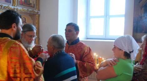 Престольный праздник Димитрие-Солунского храма с. Дмитровский Погост