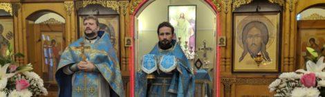 Престольный праздник Казанского храма с. Петровское