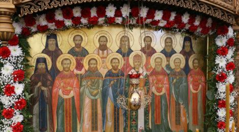 Собор новомучеников и исповедников Орехово-Зуевских