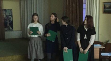 Собрание епархиального отдела по экологии в г. Мытищи