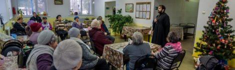 Беседа с посетителями ЦСО г. Рошаль