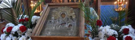 Престольный праздник храма пос. Радовицкий