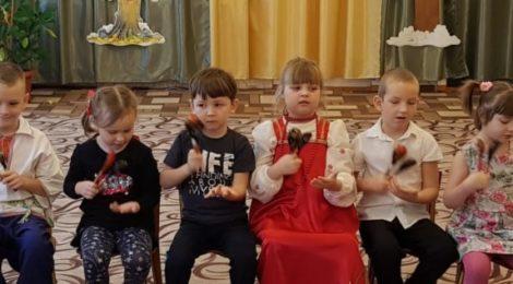 """""""Праздник добра"""" в д/c пос. Мишеронский"""