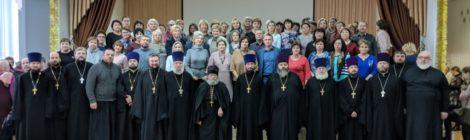 Итоговое расширенное собрание Шатурского благочиния