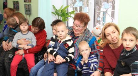 1 год реабилитационному центру для несовершеннолетних в г. Шатура