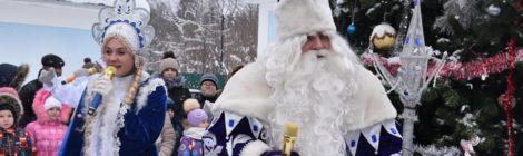 Рождественский праздник в Скорбященском храме г. Рошаль