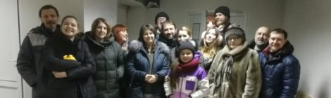 Посещение сестринских уходов в больницах г. Рошаль и с. Бакшеево