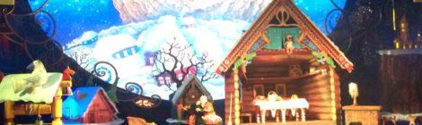 Рождественское представление в храме Христа Спасителя