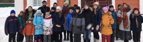 Паломническая поездка по благочинию воскресной школы Никольского храма г. Шатура