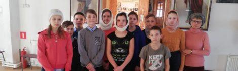 Экскурсия-беседа в Казанском храме с. Петровское