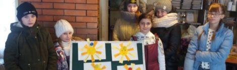 Занятия в воскресной школе Покровского храма с. Власово