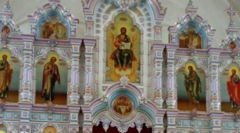 Паломничество в Свято-Иоанно-Богословский монастырь с. Пощупово