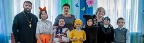 Поздравление с Пасхой сотрудников и воспитанников СРЦН г. Рошаль