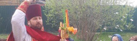 Суббота Светлой Седмицы в Никольском храме с. Середниково