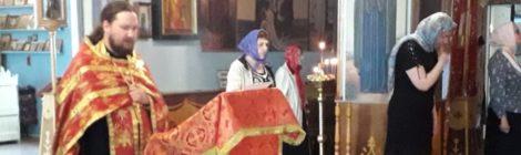 День Победы в Скорбященском храме г. Рошаль