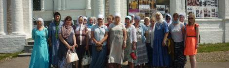Паломничество по святым местам Ярославской области