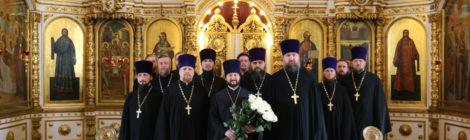День мч. Андрея в Богородицерождественском соборе г. Орехово-Зуево