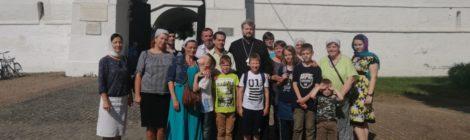Паломничество воскресной школы в Троице-Сергиеву Лавру