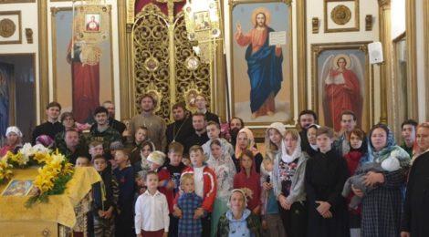 День памяти равноап. Ольги в храме с. Андреевские Выселки