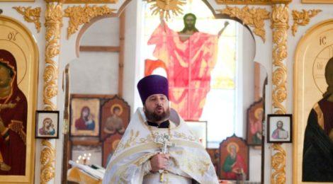 Престольный праздник храма в с. Середниково